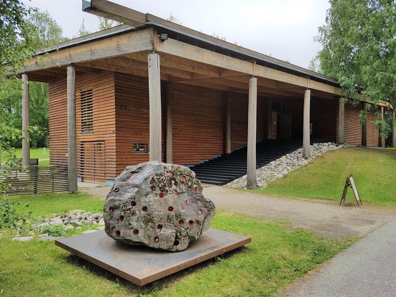 Cultuurcentrum Juminkeko in Kuhmo Finland