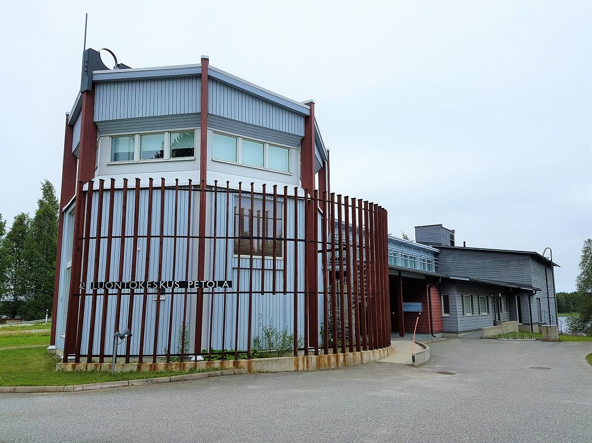 Natuurcentrum Petola in Kuhmo Finland