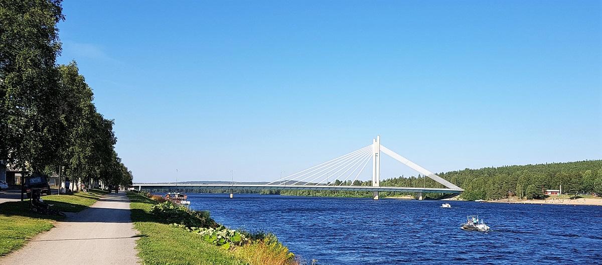 Stedentrip Rovaniemi in Finland