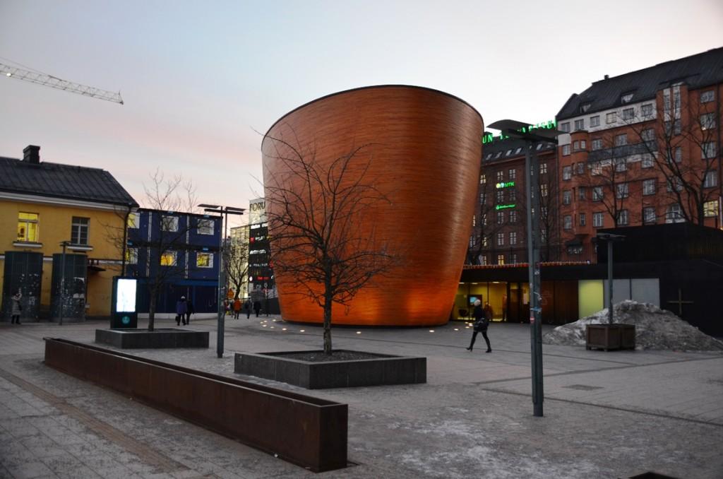 Helsinki stedentrip