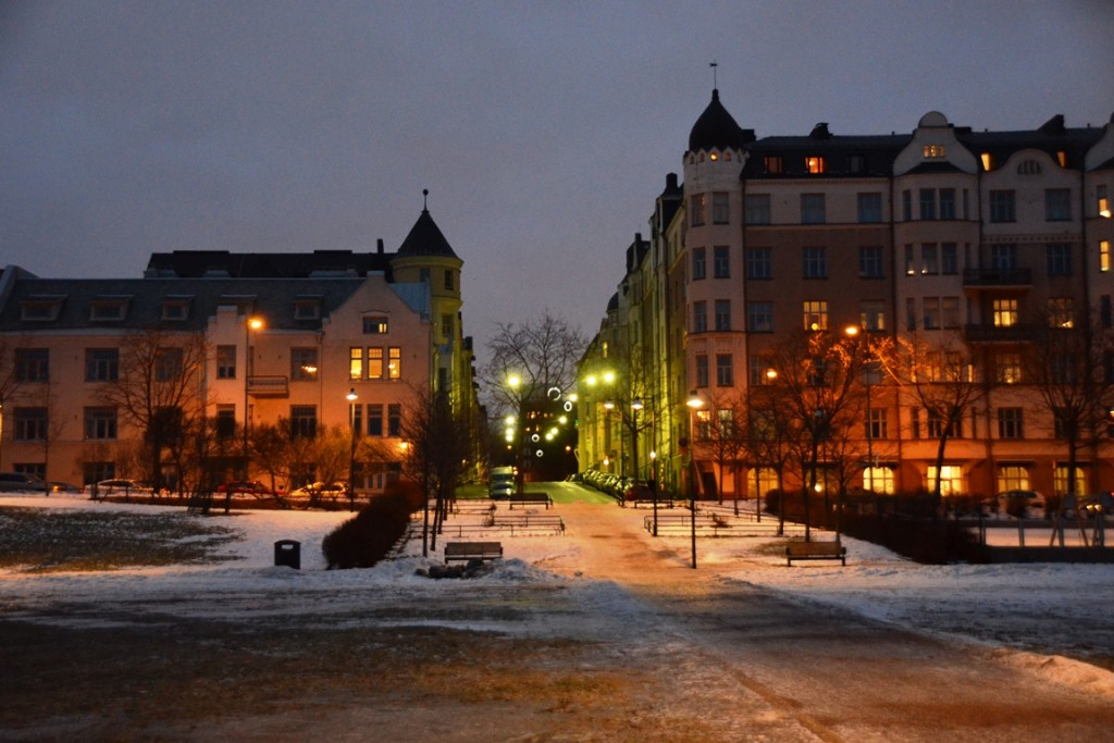 Bezienswaardigheden Helsinki