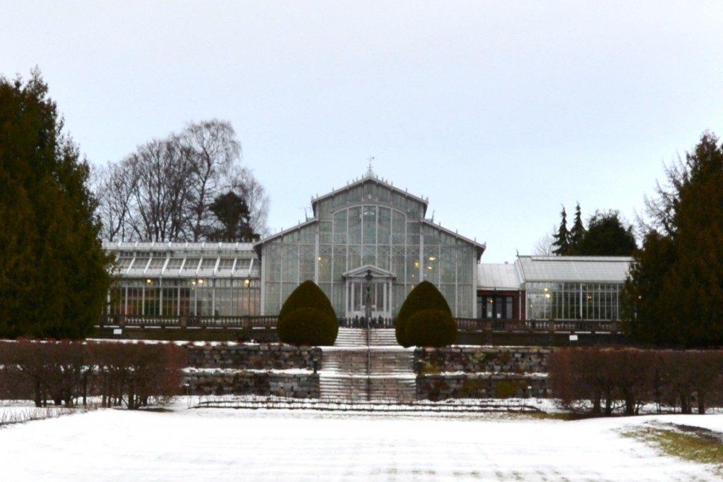 wintertuin Helsinki