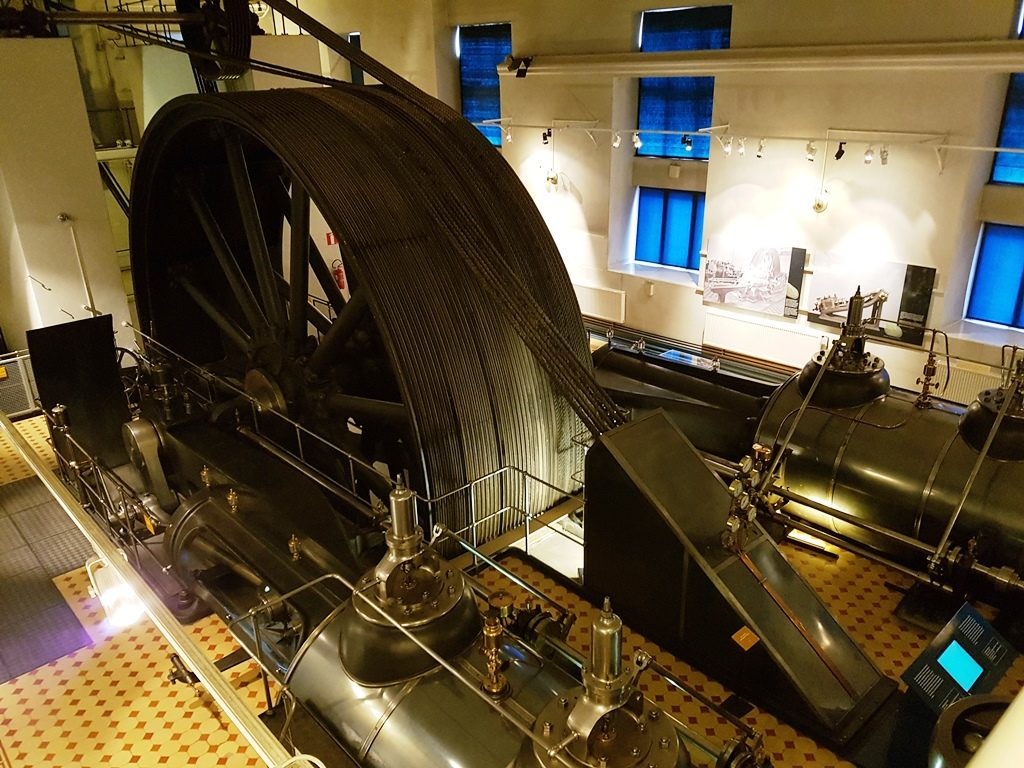 Musea in Tampere: stoommachinemuseum