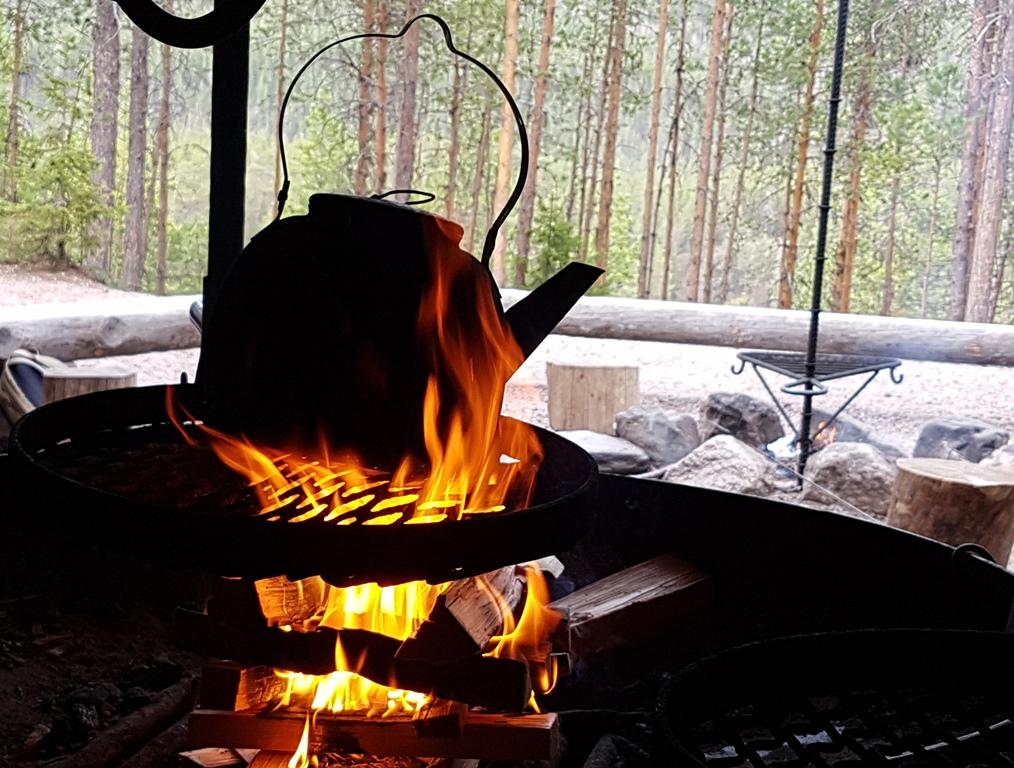 Wandelen in Finland: Berenroute in NP Oulanka