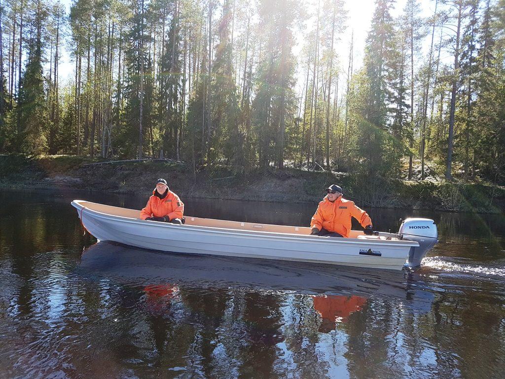 Grenswachten in Finland
