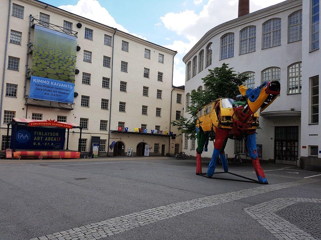 Finlayson Art Area