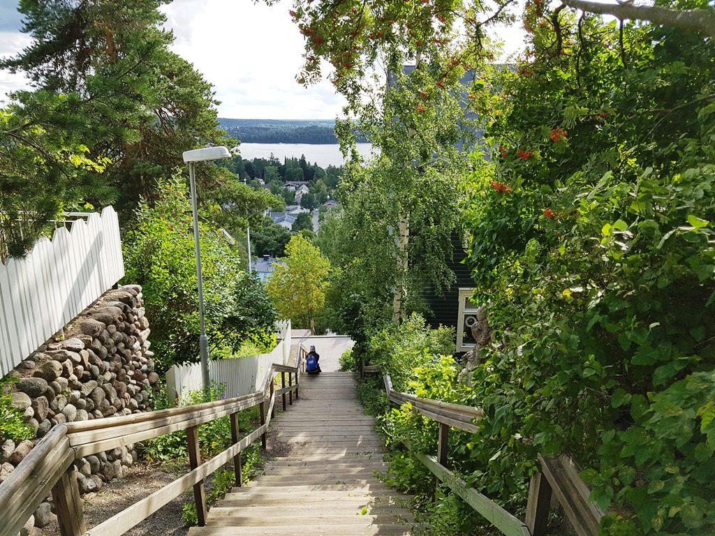 Natuur in Tampere Pispala