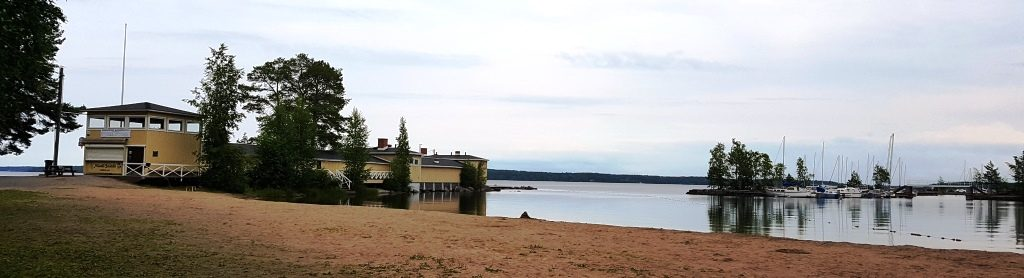 Rauhaniemi Sauna in Tampere