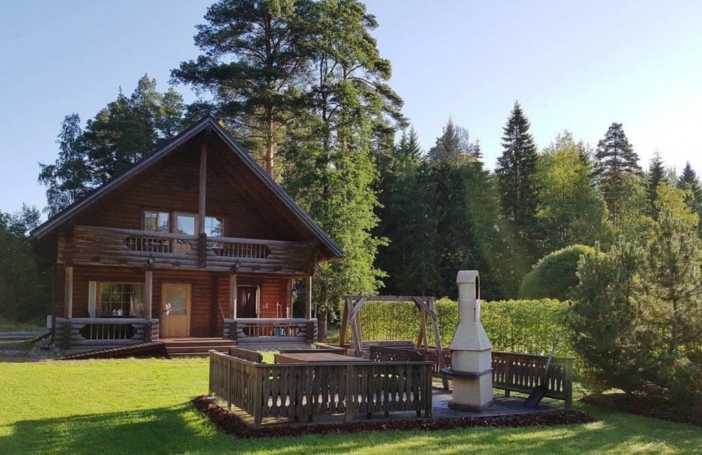 Vakantiewoning bij Tampere in Finland