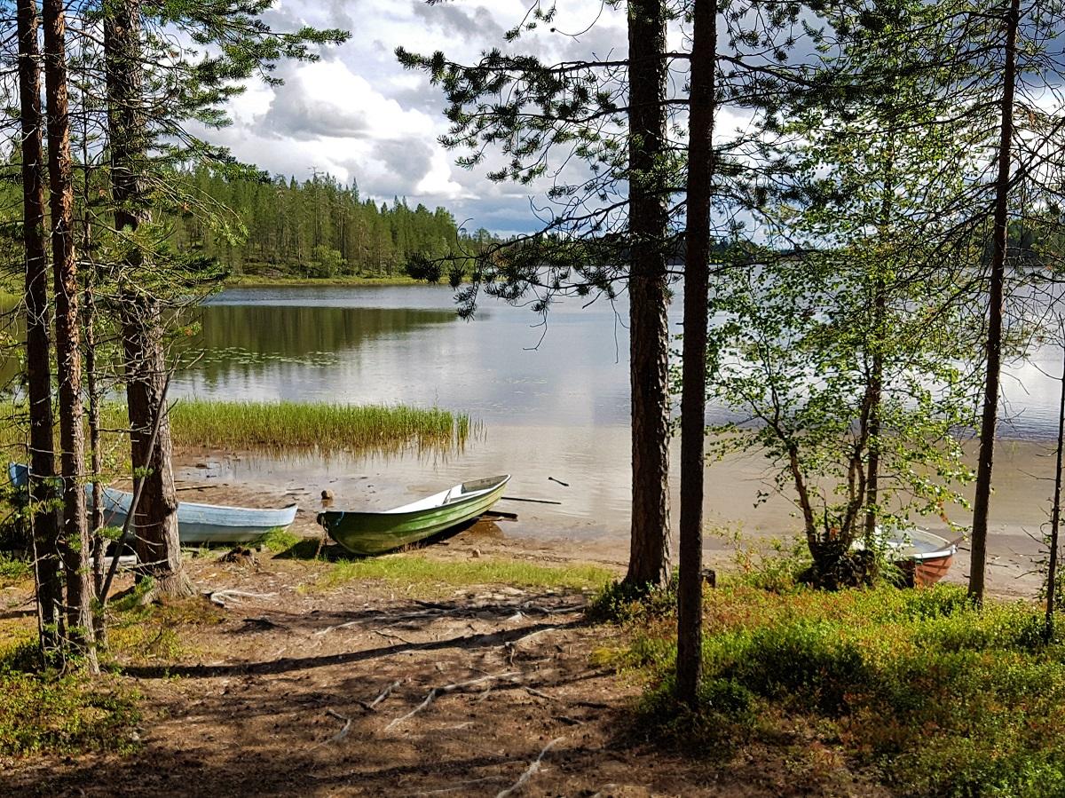 autorit vanuit salla in finland