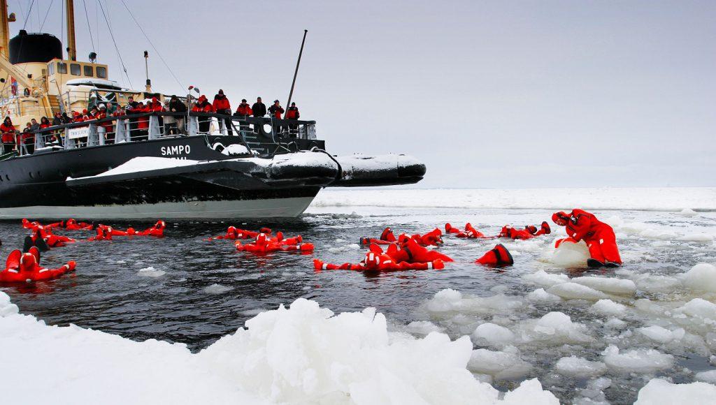 ijsbreker in kemi finland