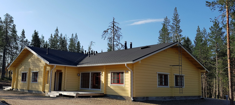 Vakantiehuis in Salla Finland