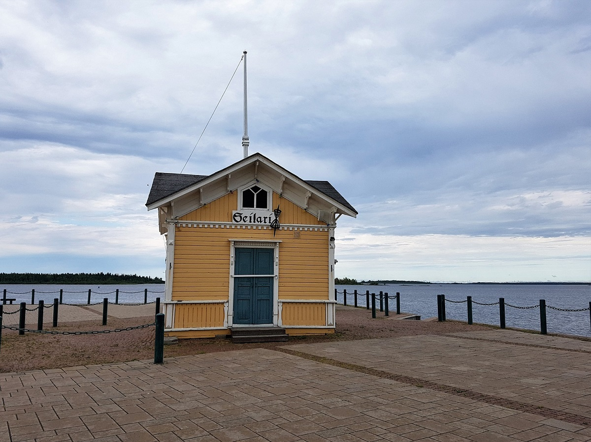 Zomervakantie in Finland Kemi
