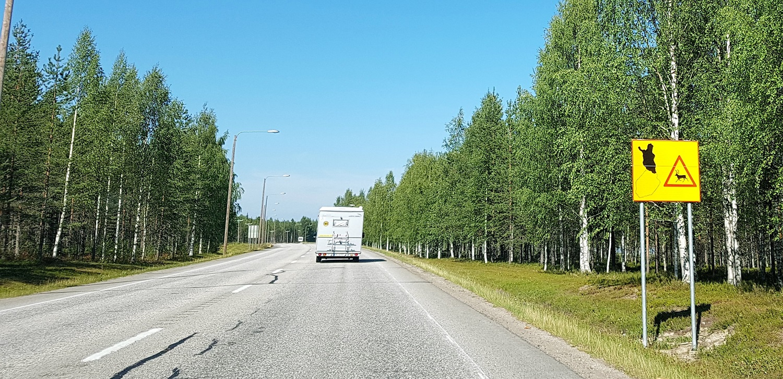 Zomervakantie in Finland rendieren