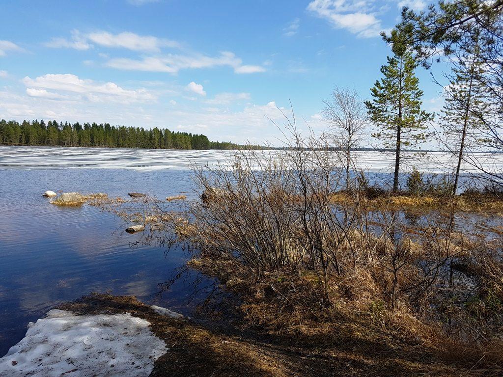 IJsmeer in Finland